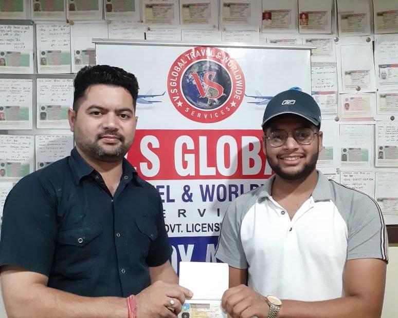 VS Global Travel Worldwide service